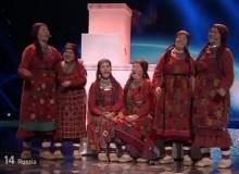 Бурановские бабушки вышли в финал Евровидения 2012