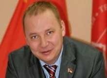 Лидер волгоградских коммунистов Николай Паршин