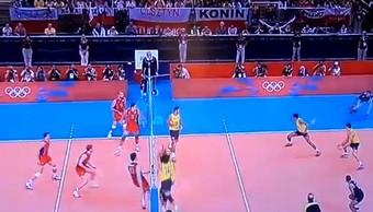 Волейбол Финал Россия-Бразилия Олимпиада 2012