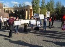 Митинг 6 мая в Волгограде