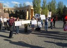 Митинг в Волгограде 6 мая
