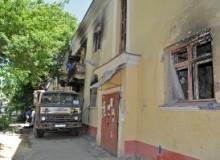 Пожар на улице Поддубнова 2 марта 2013 года