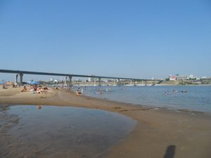 Пляжи в Волгограже откроются не ранее 20 июня 2013