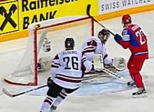 Россия-Латвия 6:0