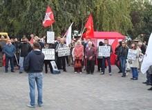"""Митинг в Волгограде """"За честные выборы"""" 11.09.2013"""