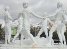 фонтан Волгоград