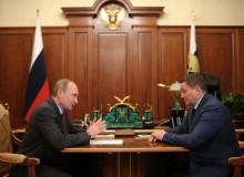 Путин и Бочаров