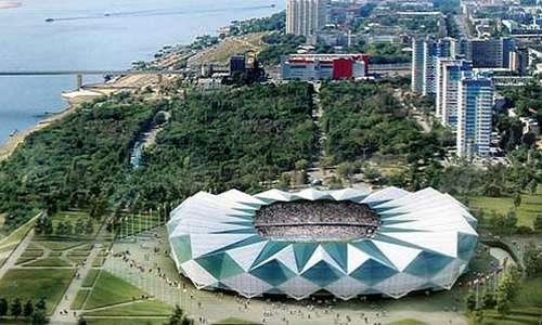 Подготовка к чемпионату мира 2018 по футболу в Волгограде находится под угрозой срыва