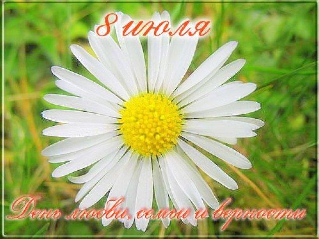 День любви,семьи и верности