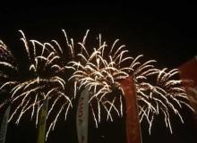 27 июля фейерверк на день города в Волжском