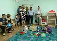 Андрей бочаров побывал с инспекцией в Новониколаевском районе