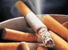 Курение - причина пожаров
