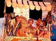 Тульский кукольный театр в Волгограде