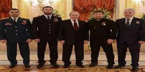 Рамзан Кадыров награжден орденом Почета