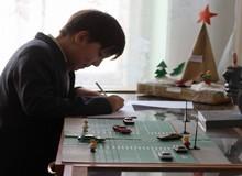 Олимпиада на знание ПДД среди учащихся в Волжском
