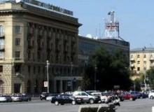 Площадь Павших Борцов Волгоград
