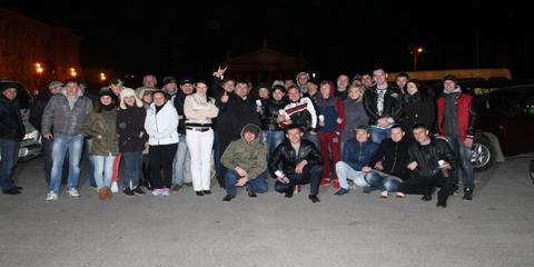 Акция #ЯМЫВЦВЕТ в Волгограде