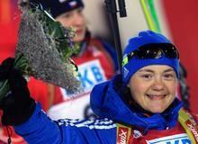 Екатерина Юрлова чемпионка мира в индивидуальной гонке