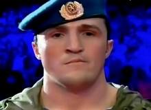 Боксер Денис Лебедев