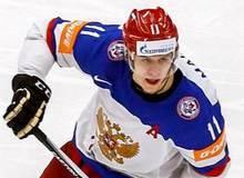 Хоккеист Евгений Малкин