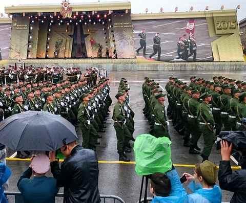 9 мая парад в Волгограде