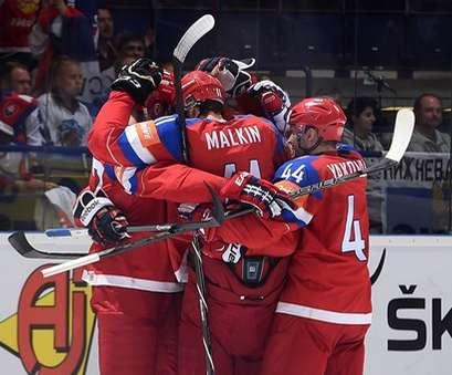Сегодня на ЧМ по хоккею 1/4 финала Россия - Швеция
