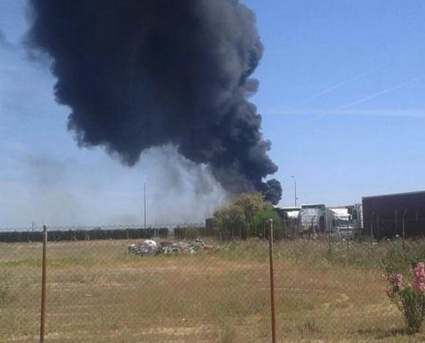 Катастрофа Airbus А400М  в Севилье 9 мая