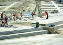 Строительство стадиона к чемпионату мира 2018 в Волгограде