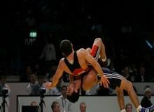 Европейские игры в Баку, борьба