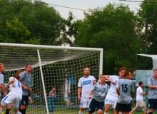 Денис Клюев в матче Цемент-Ротор-Волгоград 0:1