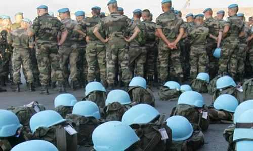 Верховная рада разрешила иностранным войскам пребывать на территории Украины