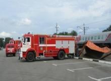 МЧС: ДТП с поездом под Белгородом нарушило движение местной электрички