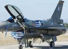 Греческий пилот на истребителе F-16 приземлился в Турции, чтобы снять наличные со своей карты в турецком банкомате