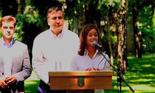 Мария Гайдар назначена замгубернатора Одесской области