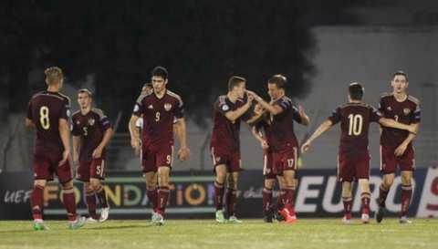 Сборная России по футболу (U-19)