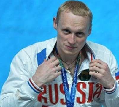 ЧМ 2015 по водным видам спорта. Илья Захаров
