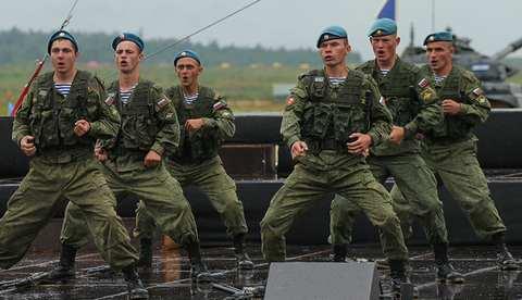 АрМИ-2015 (ARMYGAMES-2015) с 1 по 15 августа