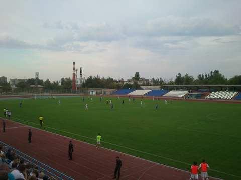 Ротор-Волгоград-Авангард-2 0:0