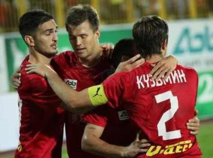 Лига Европы Рубин-Штурм 1:1