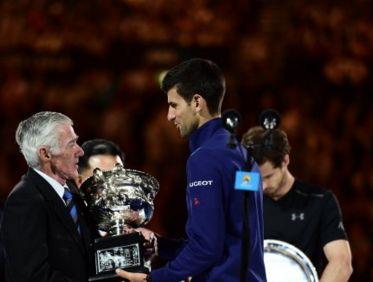 Новак Джокович в шестой раз стал победителем  Australian Open 2016