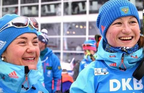 Екатерина Юрлова и Ольга Подчуфарова