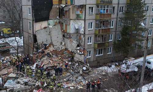 взрыв дома в Ярославле