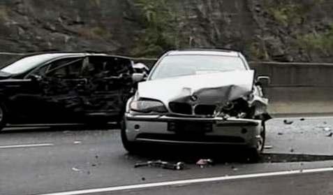 Авария на дороге (ОСАГО)