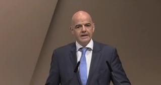 Итальянец Джанни Инфантино победил на выборах президента ФИФА