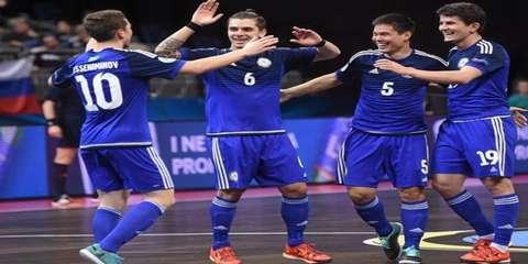 Сборная Казахстана вышла в полуфинал ЧЕ 2016 по мини-футболу