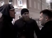 Гимнаст Алексей Немов дал пощечину активисту Стопхам