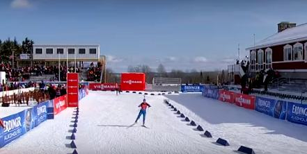 Биатлон. 8 этап Кубка мира 2015/2016 в Преск Айле