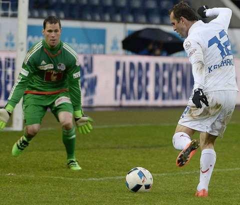Футболист Александр Кержаков