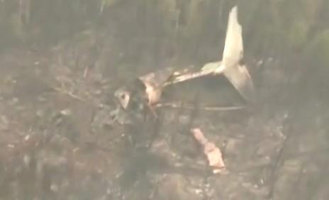 крушение самолета МЧС в Иркутской области