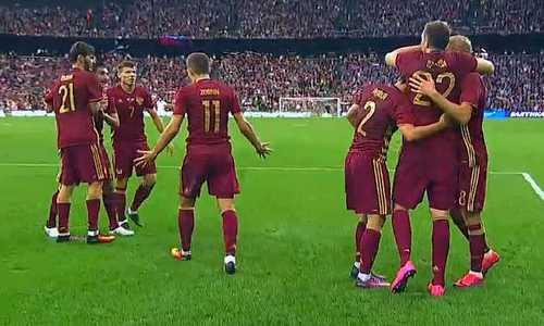 футбол,сборная России